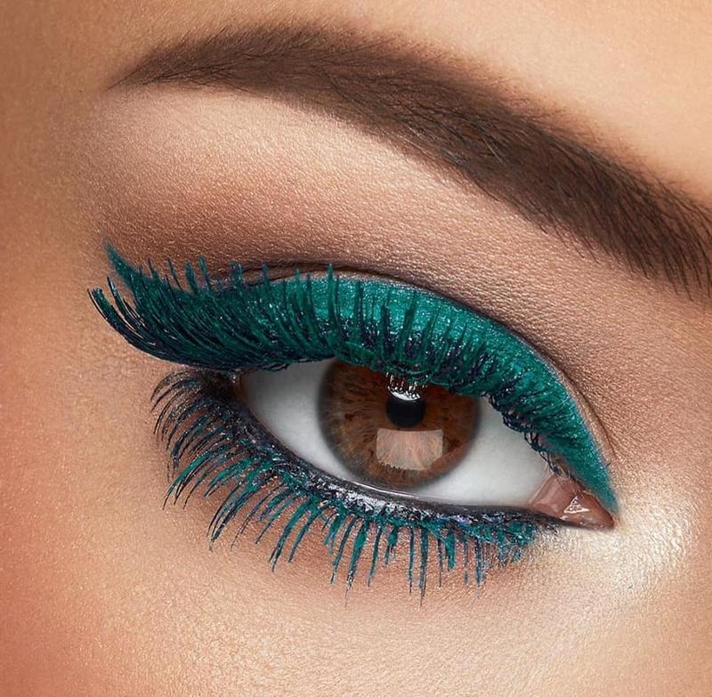 Smart colour mascara kiko milano зеленая тушь с эффектом панор... - Фото 4