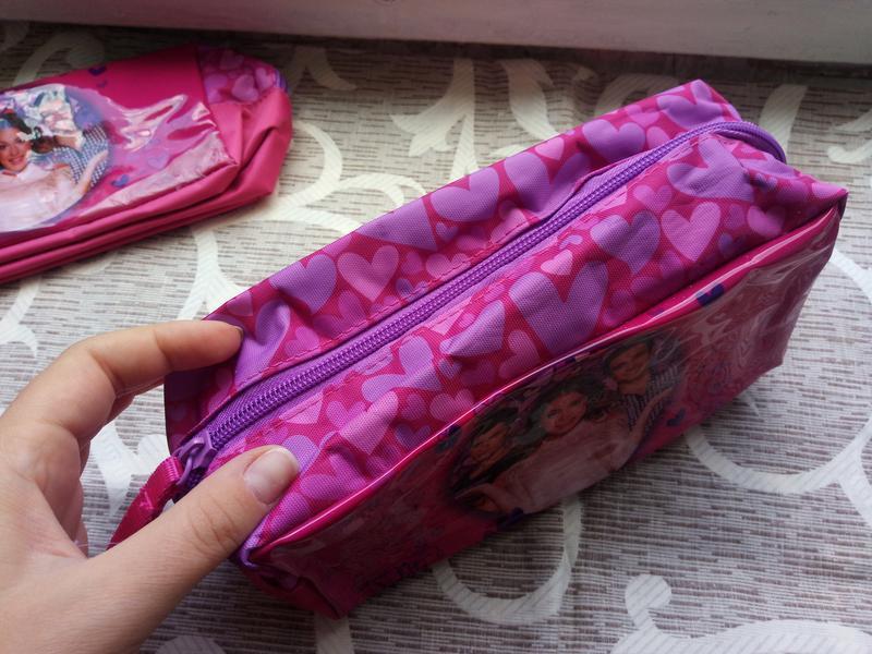 Пенал косметичка disney violetta - Фото 3