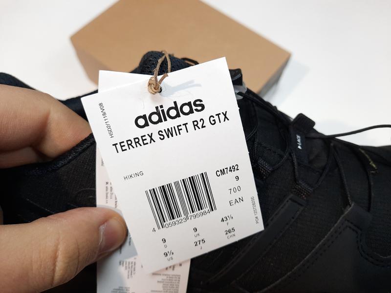 Adidas Terrex Swift R2 GTX M CM7492 Оригинал - Фото 6