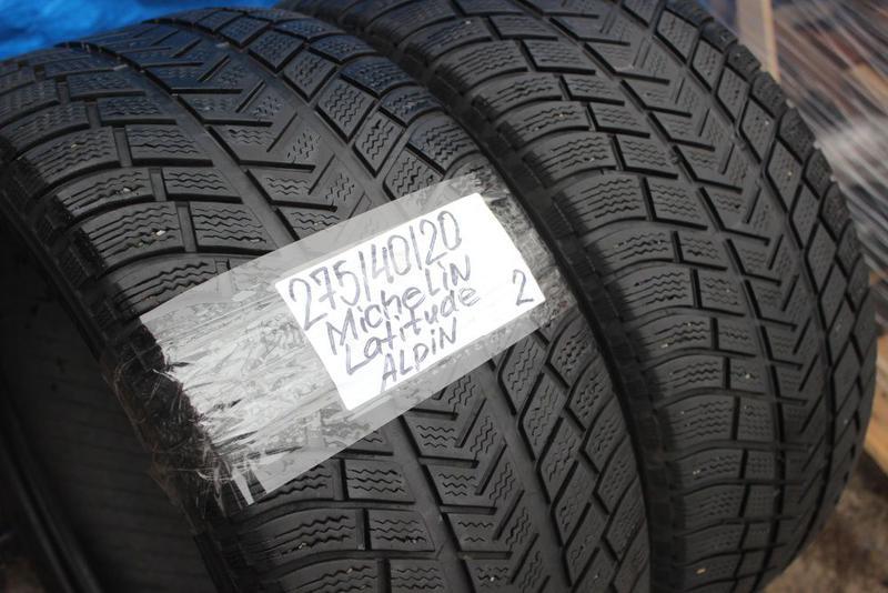 275-40-R20 зимняя резина 2 шины MICHELIN PILOT ALPIN Germany - Фото 7