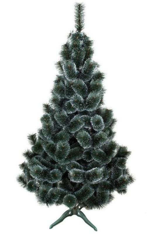 Искусственная елка литая Элитная Голубая. Ялинка штучна.