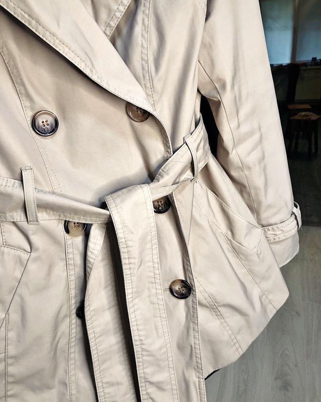 Тренч, плащ, пальто - Фото 3