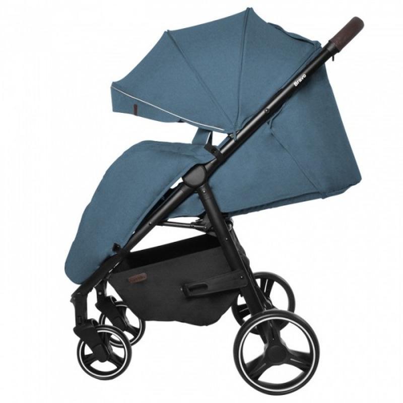 Детская прогулочная коляска Carrello Bravo crl 8512