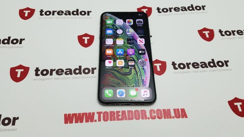 Apple iPhone Xs Max 256gb Space Gray Neverlock 690$ ХС Макс Ор...