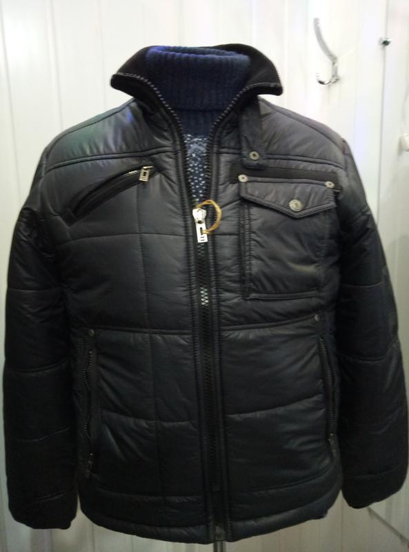 Мужская зимняя куртка - Фото 2