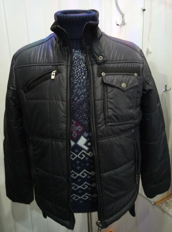 Мужская зимняя куртка - Фото 3