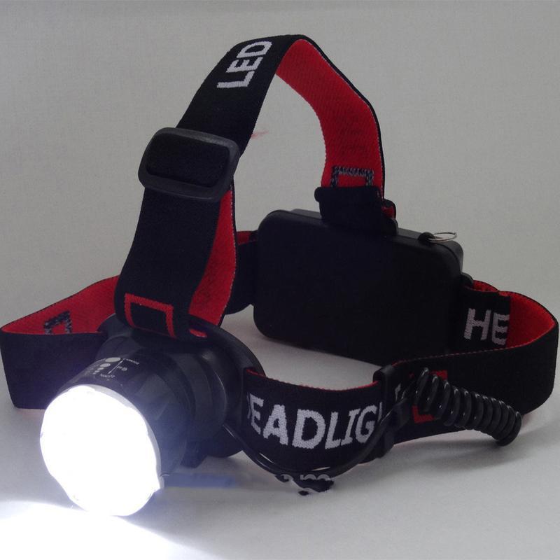 Налобный фонарик Bailong BL T20-P90