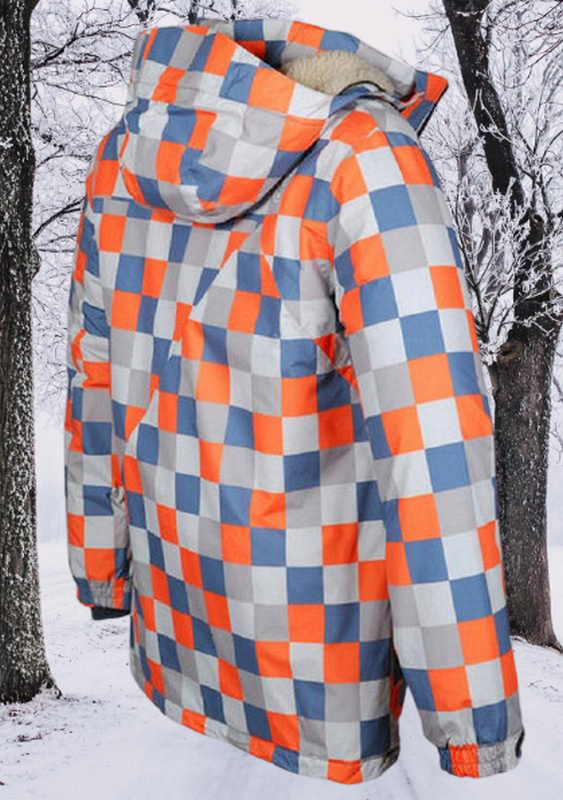 Куртка Volcom. Мужская зимняя горнолыжная куртка. GORE-TEX XC (L) - Фото 2