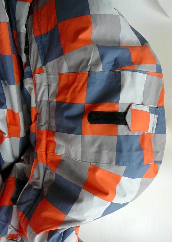 Куртка Volcom. Мужская зимняя горнолыжная куртка. GORE-TEX XC (L) - Фото 6