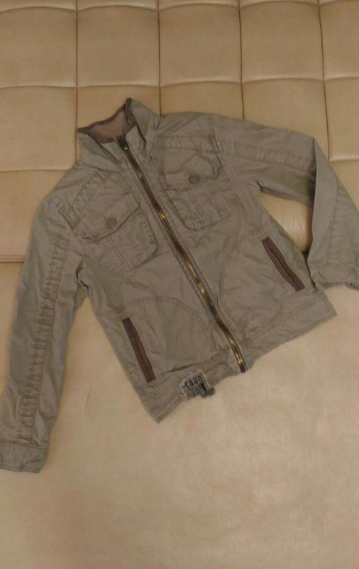 Куртка ветровка , 9-10лет - Фото 5
