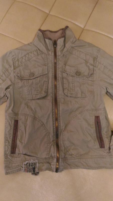 Куртка ветровка , 9-10лет