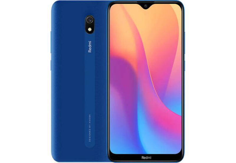 Смартфон Xiaomi Redmi 8A Ocean Blue, синий, 5000 мА*ч +чехол - Фото 3