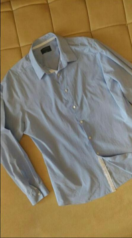 Рубашка м&s, р.m