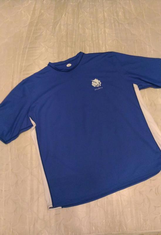 Спортивная футболка atlantis, размер xl, отечественный 54