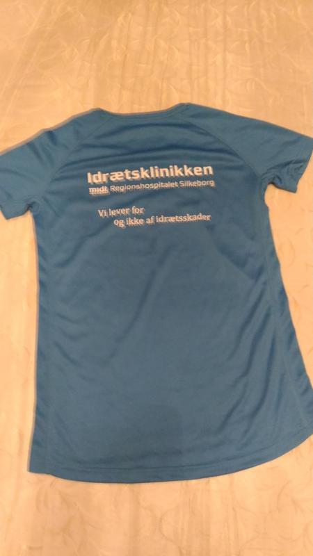 Спортивная футболка , цвет ультрамарин, р.l - Фото 2