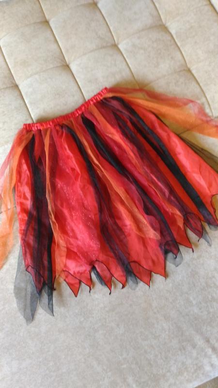 Карнавальная юбка, 12-13лет, рост152-158см