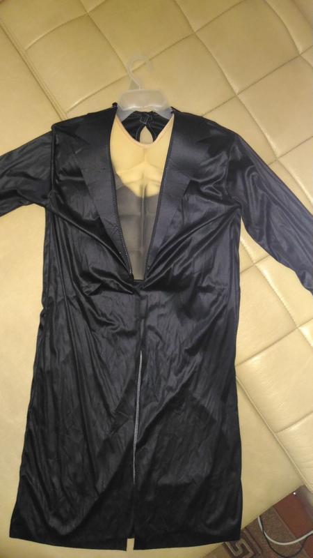 Карнавальный костюм бэтмэна, мантия, 8-12лет