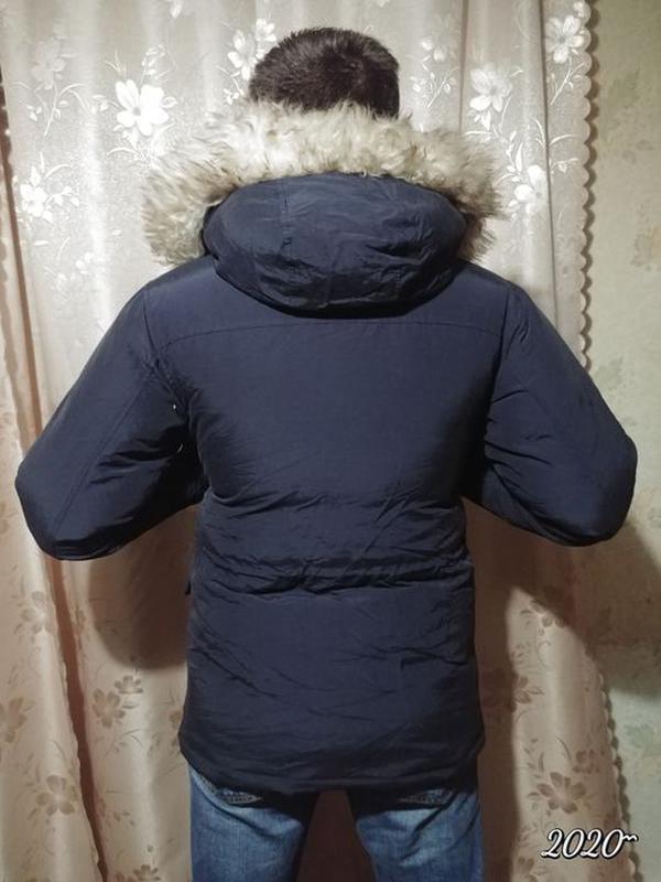 Зимний Пуховик BrownBreath оригинал. утка, теплый.Куртка/парка... - Фото 3