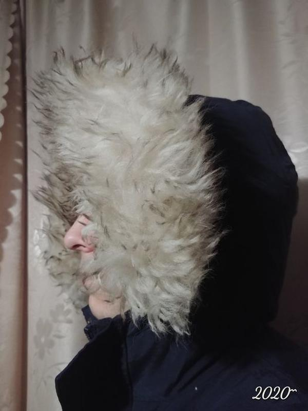 Зимний Пуховик BrownBreath оригинал. утка, теплый.Куртка/парка... - Фото 4