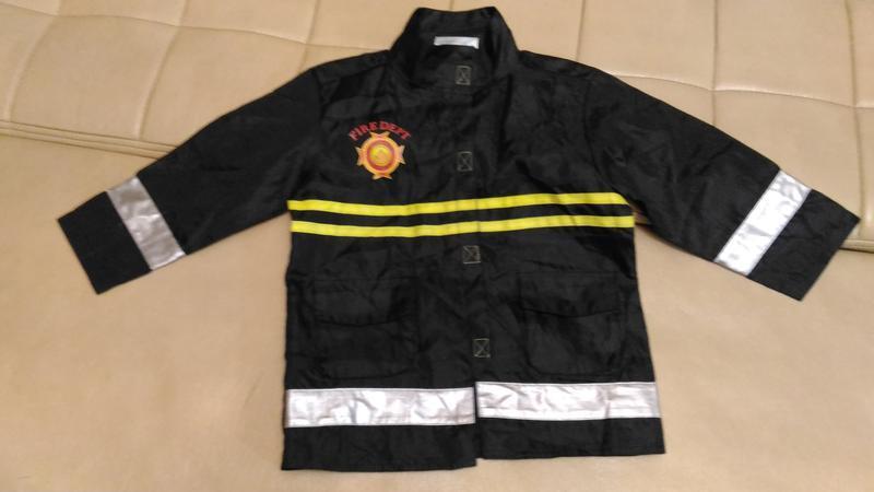 Карнавальный костюм пожарного, 5-8лет