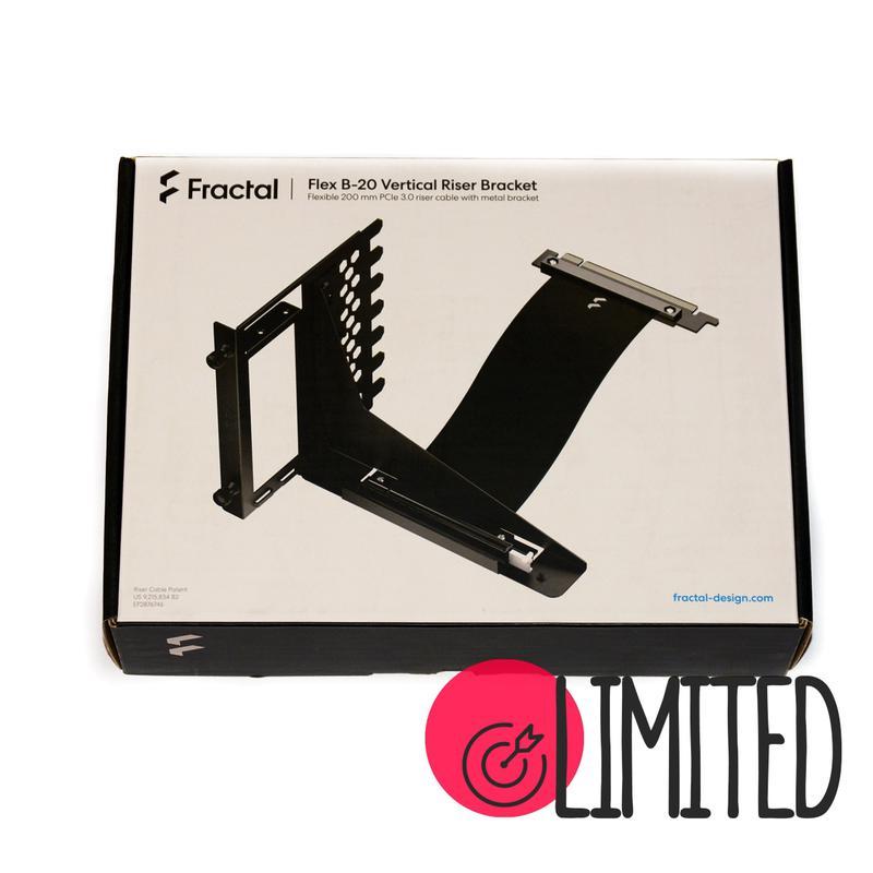 Кронштейн-райзер Fractal Design Flex B-20 (FD-A-FLX1-001)