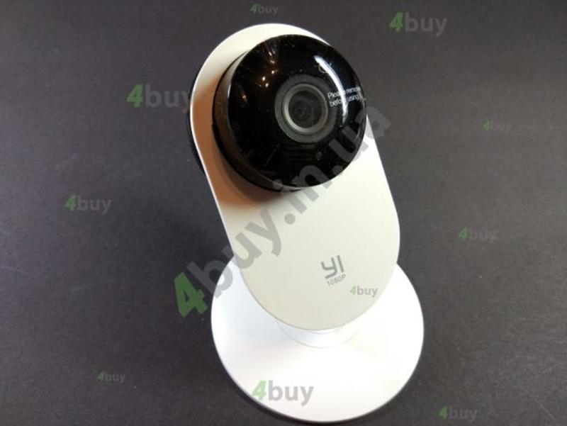 Видеоняня камера Xiaomi YI Home 1080 ночное видение двусторонн...