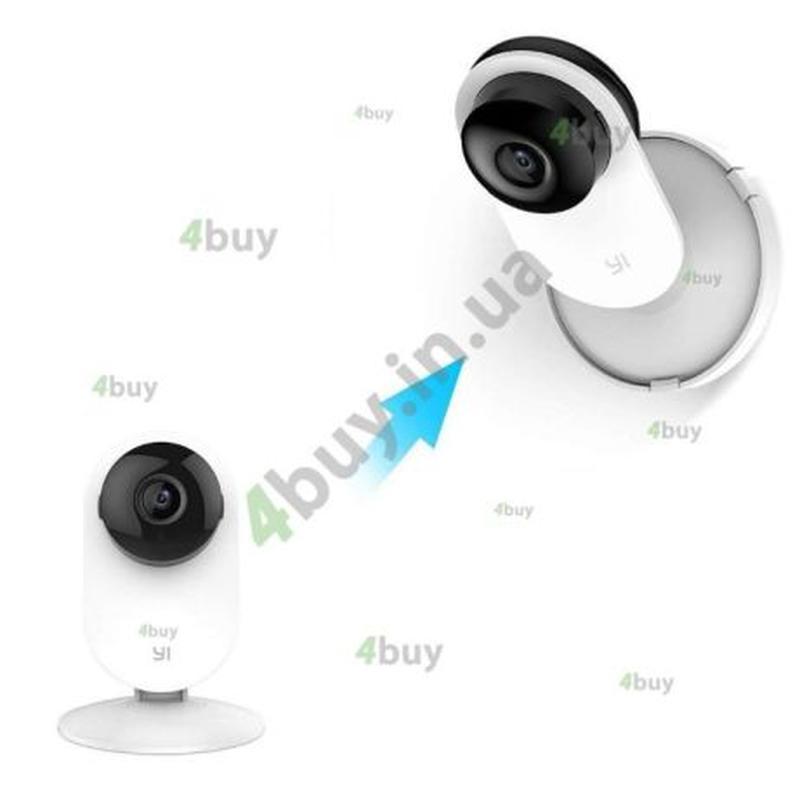 Видеоняня камера Xiaomi YI Home 1080 ночное видение двусторонн... - Фото 3