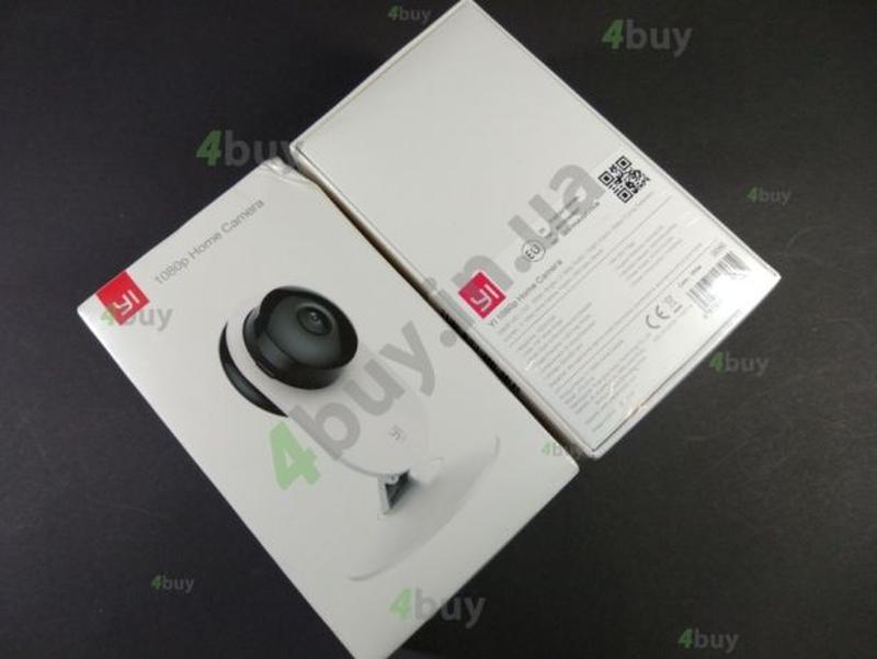 Видеоняня камера Xiaomi YI Home 1080 ночное видение двусторонн... - Фото 4