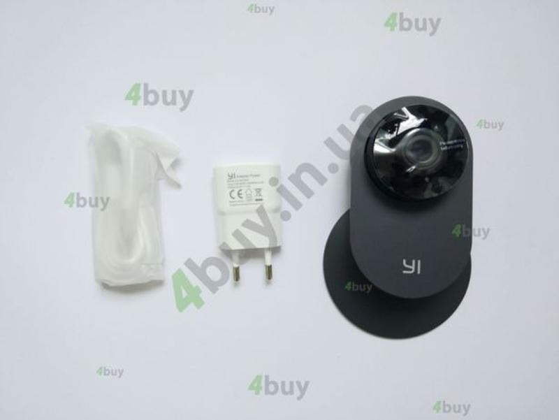 Видеоняня камера Xiaomi YI Home 1080 ночное видение двусторонн... - Фото 6