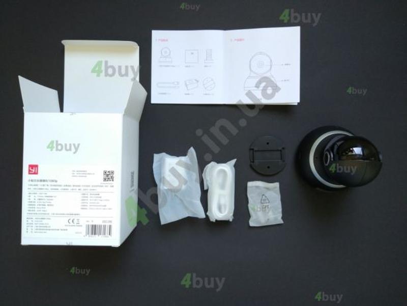 Видеоняня камера Xiaomi YI Home 1080 ночное видение двусторонн... - Фото 7