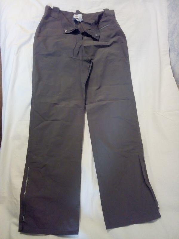 Идеальные летние прямые брюки