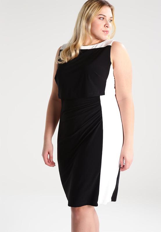 Платье -джерси от ralph lauren.большой размер