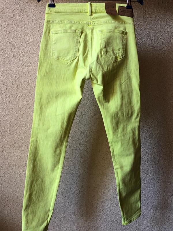 Яркие джинсы maison scotch .оригинал - Фото 4