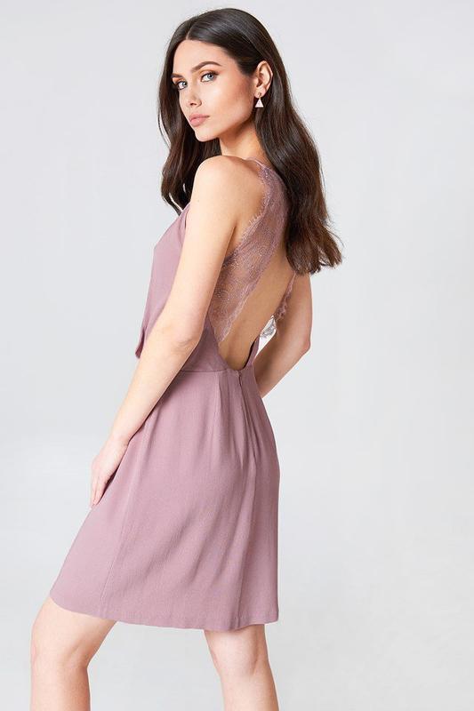 Платье короткое от samsøe & samsøe