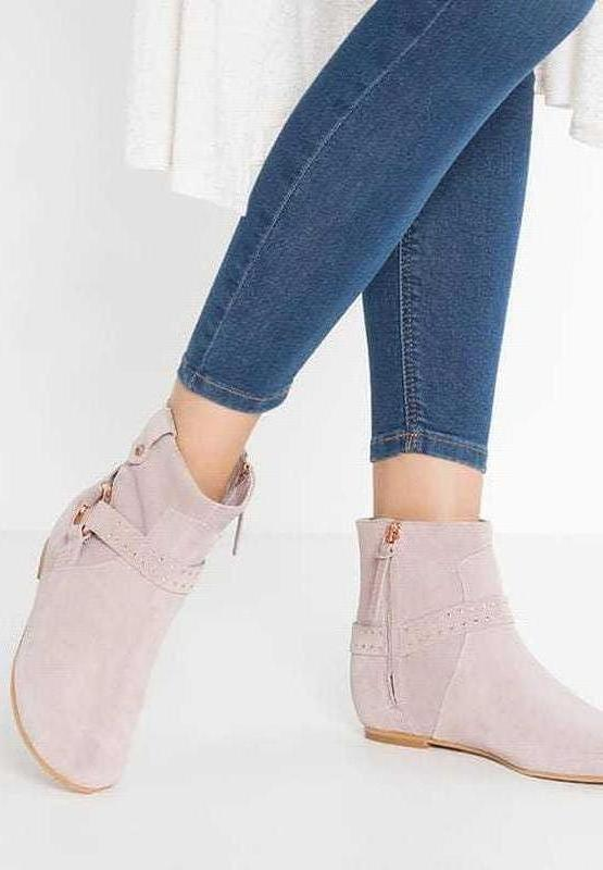 Замшевые ботинки от ted baker.размер 38