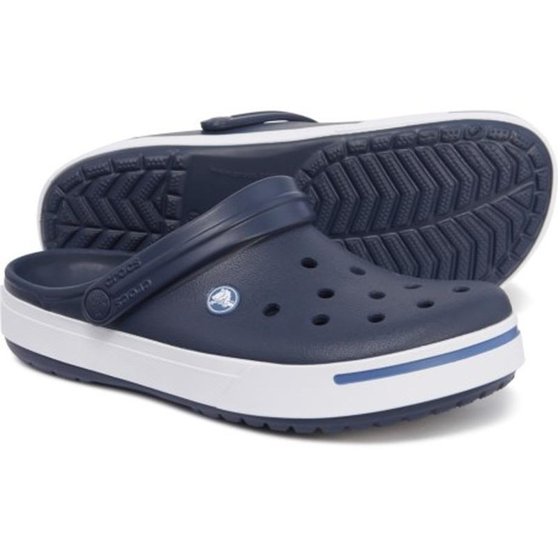 Мужские кроксы клоги crocs clog. оригинал. размер 41-42