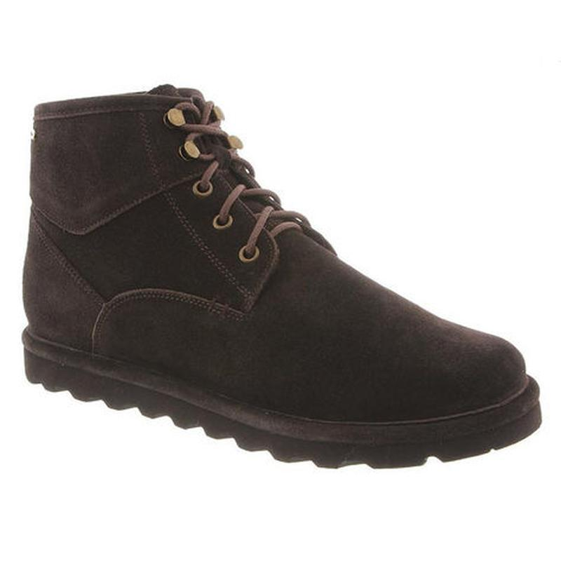 Зимние  ботинки bearpaw rueben.