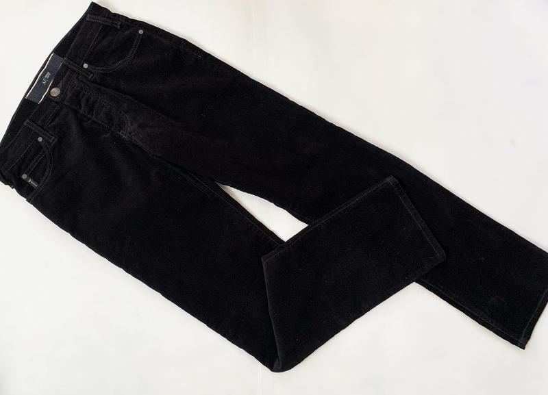 Вельветовые джинсы / брюки armani jeans