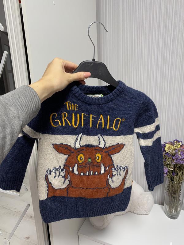 Тёплый свитер ????????????
