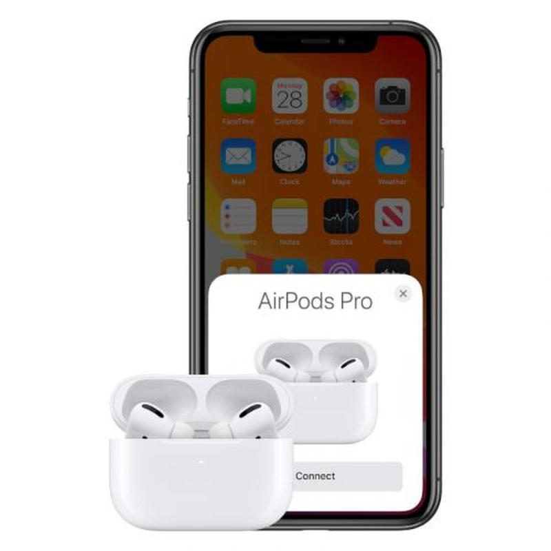 Наушники Apple AirPods Pro Оригинал. Гарантия. Сертификация. - Фото 4