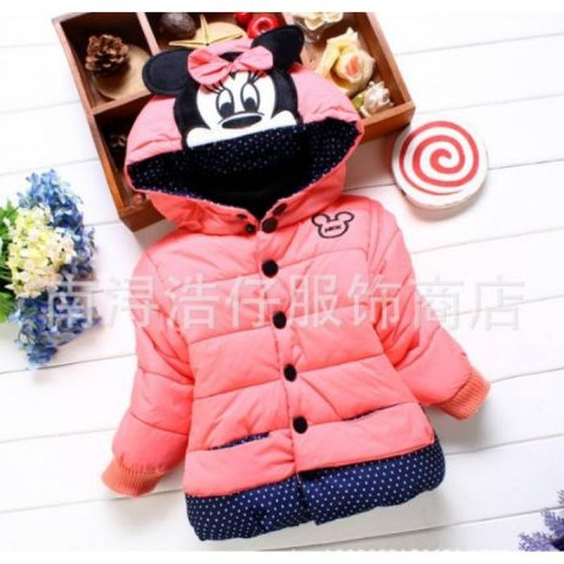 Курточка для дівчаток - Фото 3