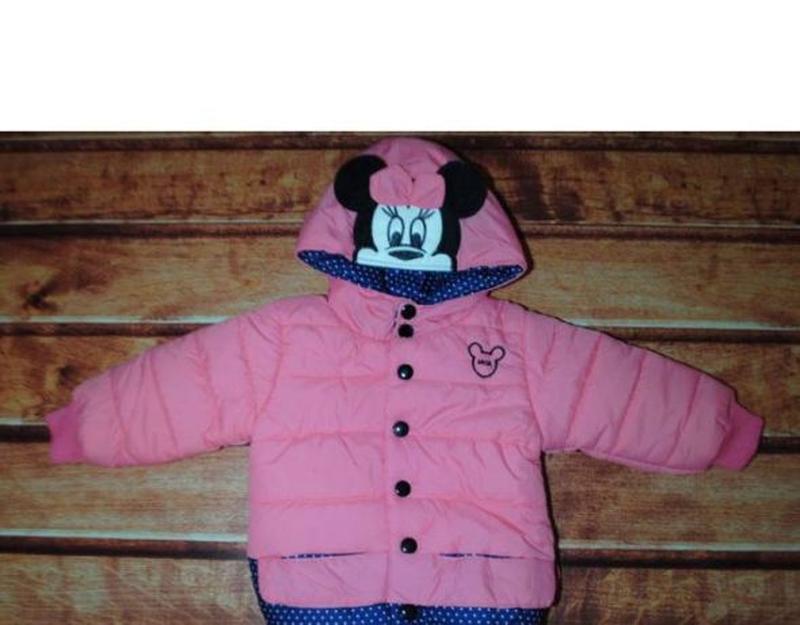 Курточка для дівчаток - Фото 5