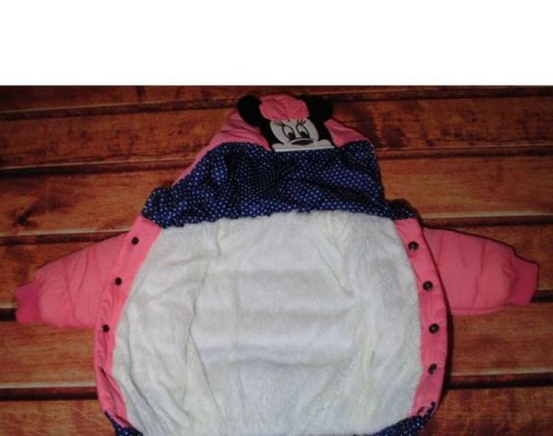 Курточка для дівчаток - Фото 7