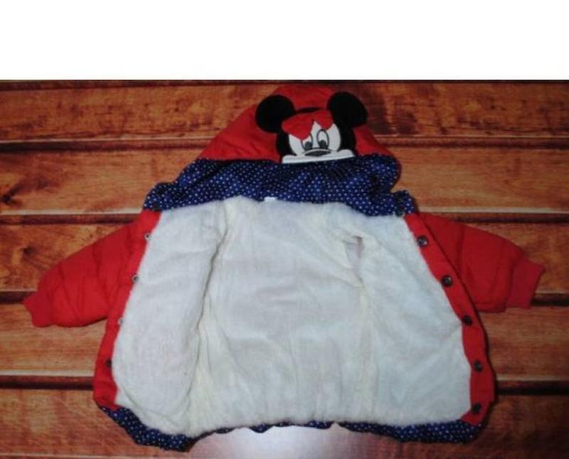 Курточка для дівчаток - Фото 8