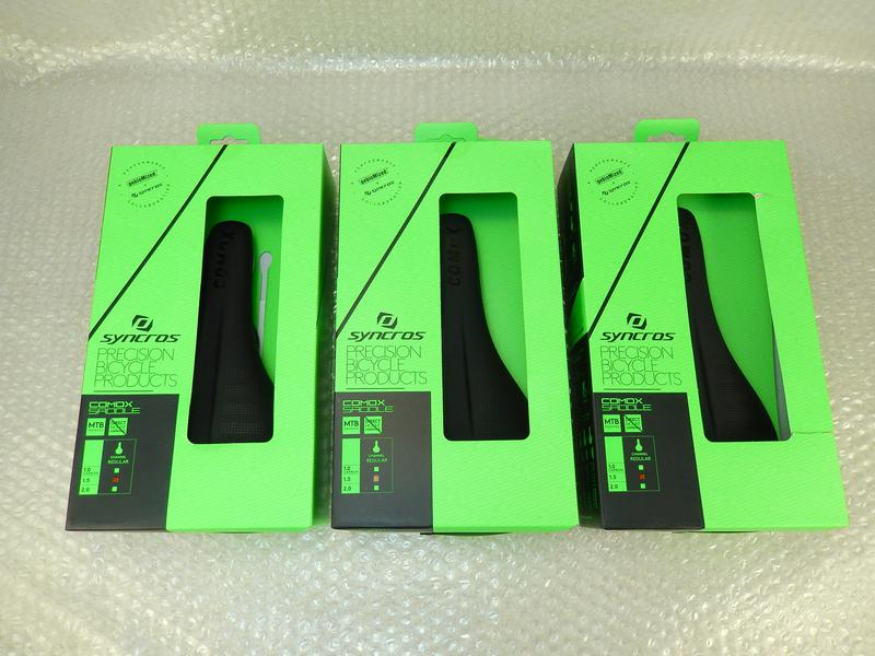 Седло Syncros Comox R1.5 titanium/carbon (новое)