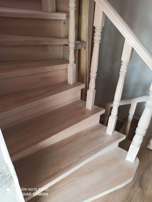 Лестницы изготовление монтаж - Фото 9