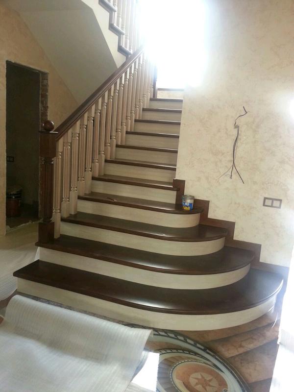 Лестницы изготовление монтаж - Фото 12