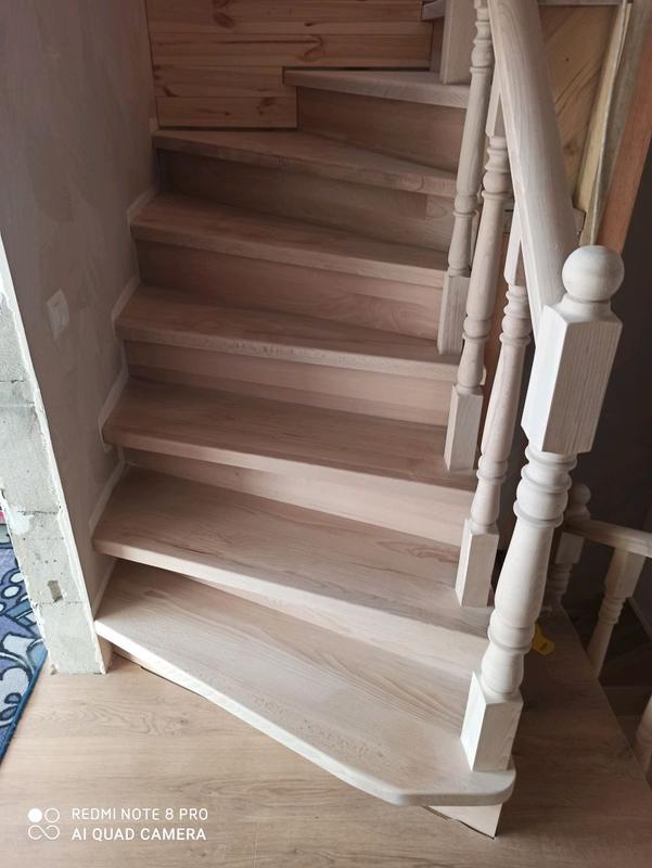 Лестницы изготовление монтаж - Фото 10