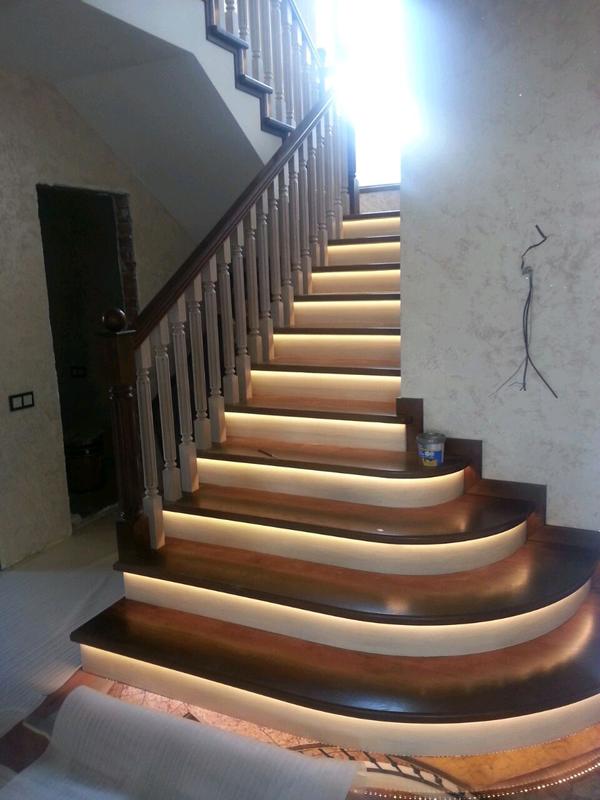 Лестницы изготовление монтаж - Фото 18