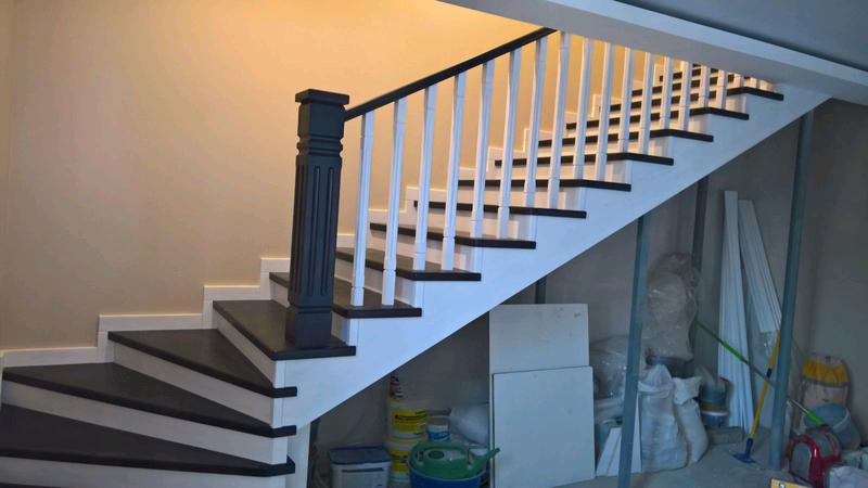 Лестницы изготовление монтаж - Фото 20